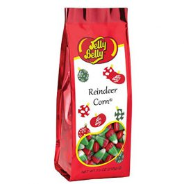 Jelly Belly Reindeer Corn (Candy Corn) 7.5 Ounce Gift Bag